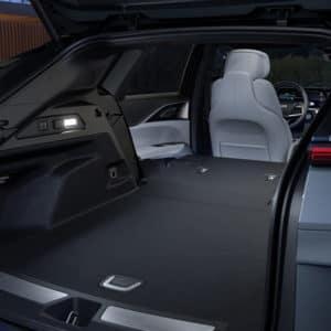2023 Cadillac LYRIQ Rear Cargo Space