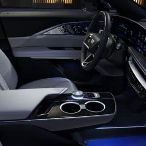 2023 Cadillac LYRIQ Spacious Interior Seating
