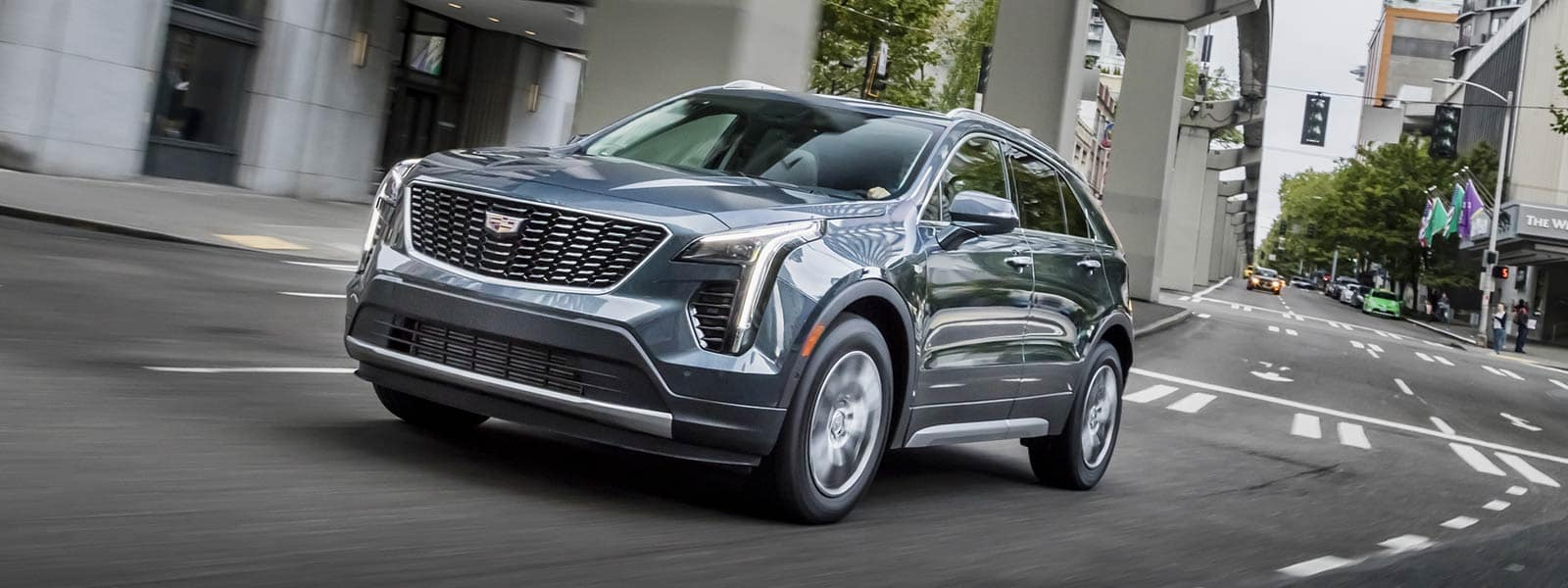 Buy or lease 2021 Cadillac XT4 in Thornhill Ontario
