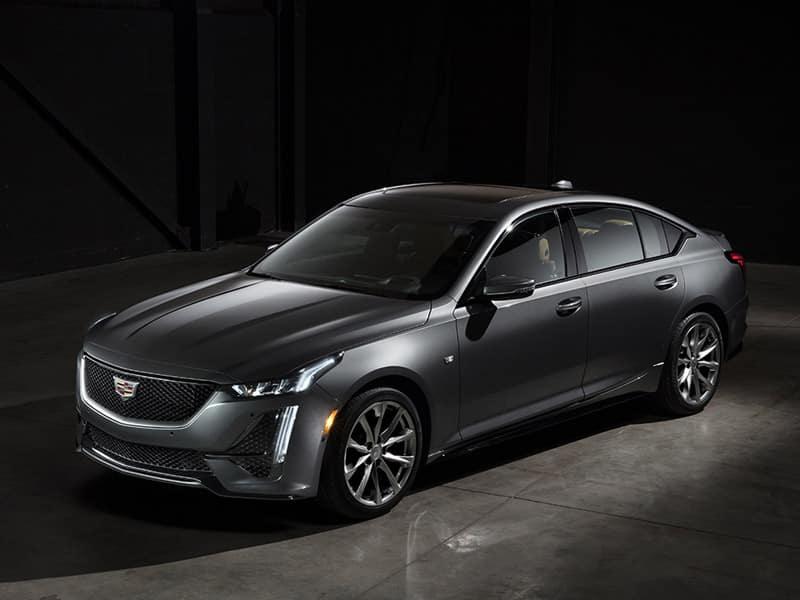 New 2021 Cadillac CT5 model lineup