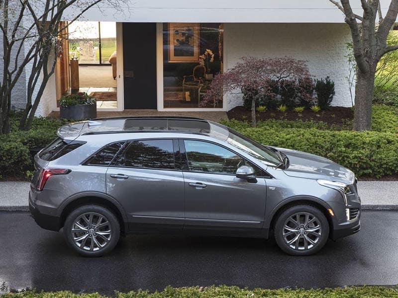 New 2021 Cadillac XT5 model lineup
