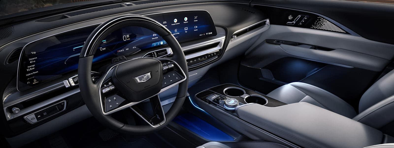 Pre-order 2023 Cadillac LYRIQ EV Coming in Thornhill Ontario