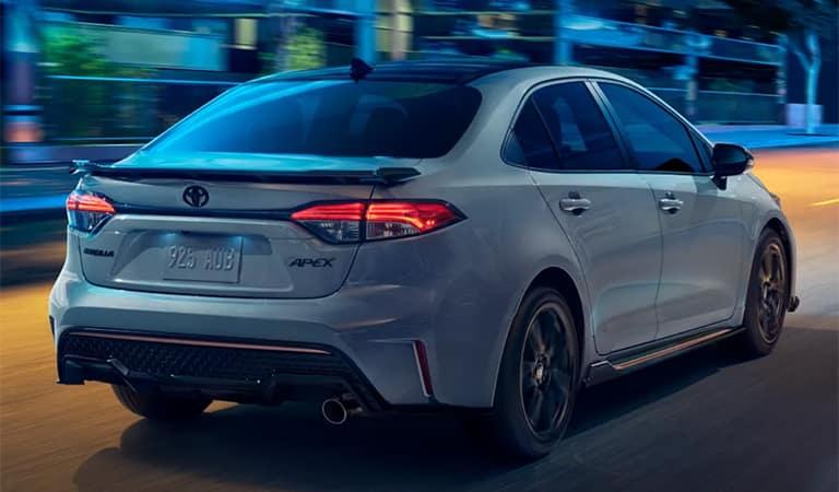 New 2022 Toyota Corolla Silsbee TX