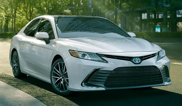 New 2022 Toyota Camry Silsbee TX