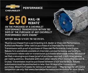 Chevrolet Performance Complete Your Build