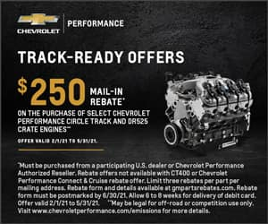 Track-Ready Offers