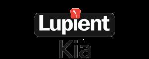 Lupient Kia logo