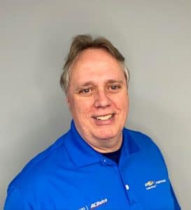 Photo of Tom Kuether, Chevy Performance Expert