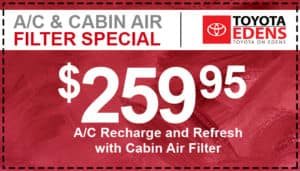 A/C & Cabin Air Filter Special