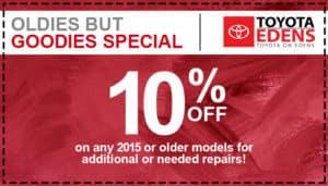 Older Toyota Models Special