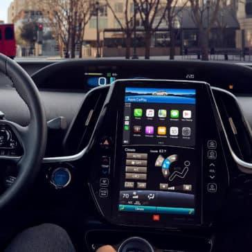 Prius Prime Infotainment System