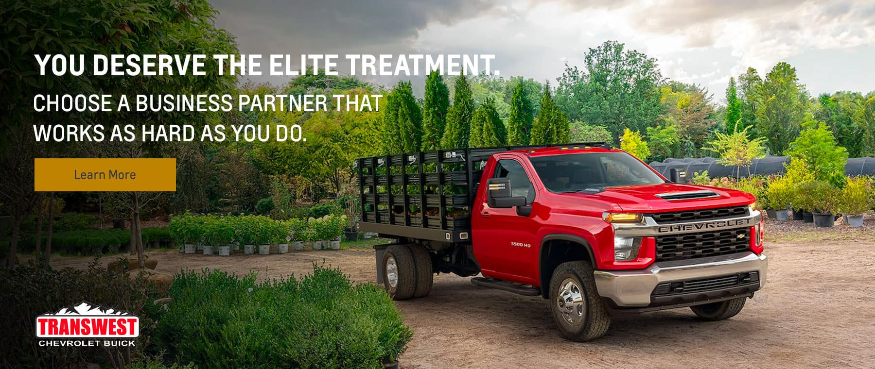 You Deserve the Elite Treatment Choose A Business Partner That Works As Hard As You Do.