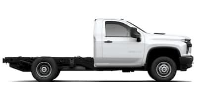 Silverado 3500 HD Chassis Cab