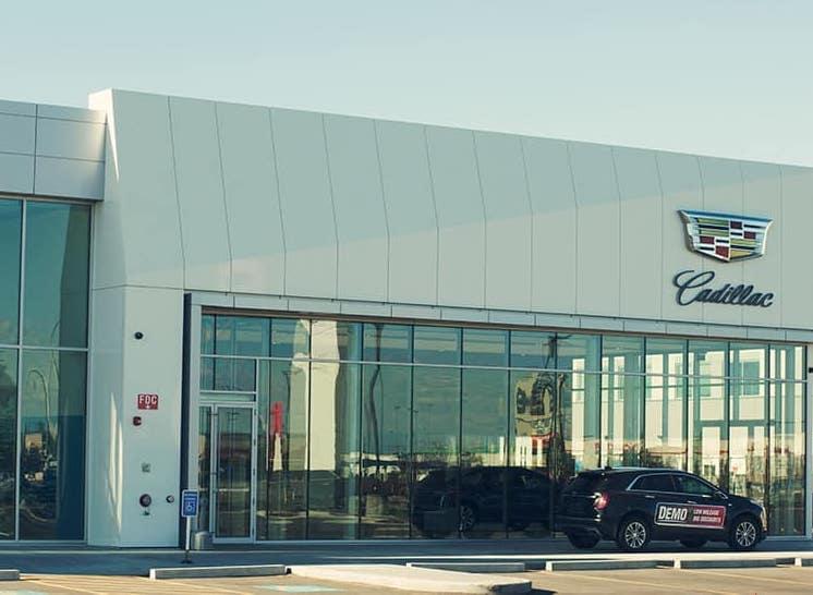 Wheaton Cadillac Dealership