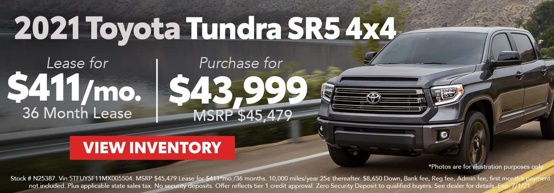 Tundra SR5