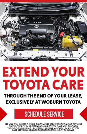 Extend Your Toyota Care
